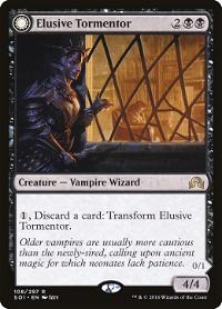 Elusive Tormentor // Insidious Mist image