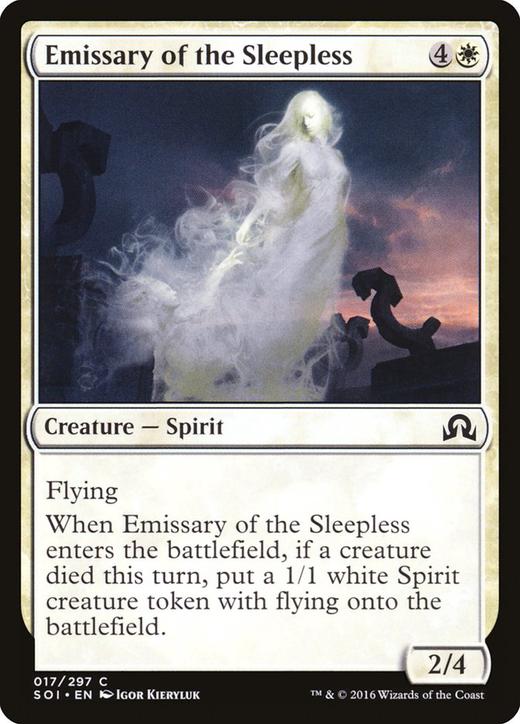Emissary of the Sleepless image