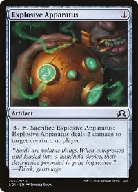 Explosive Apparatus image