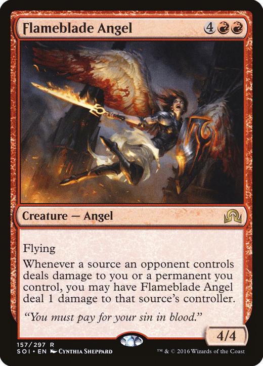 Flameblade Angel image