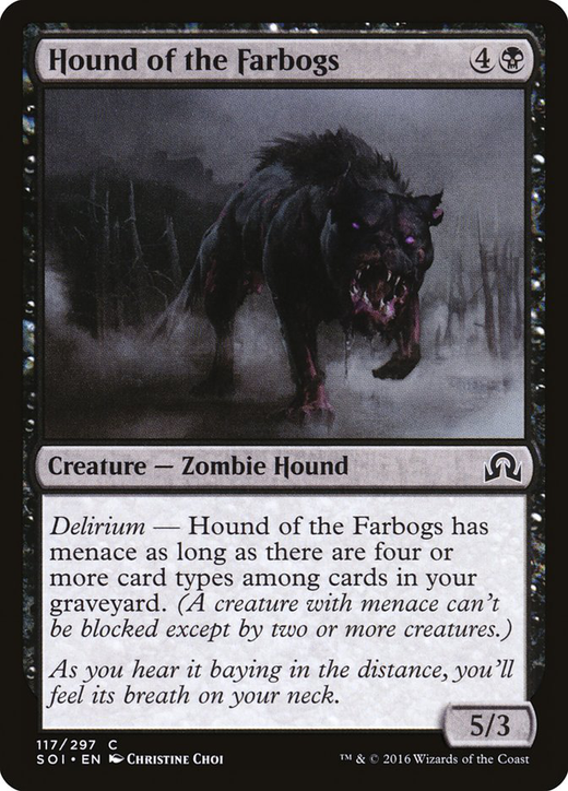 Hound of the Farbogs image