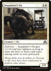 Inquisitor's Ox image