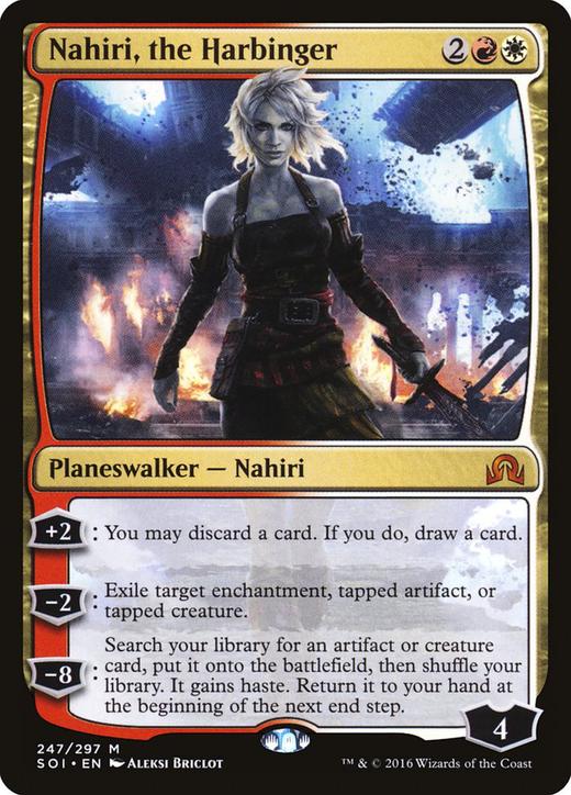 Nahiri, the Harbinger image
