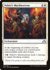 Nahiri's Machinations image