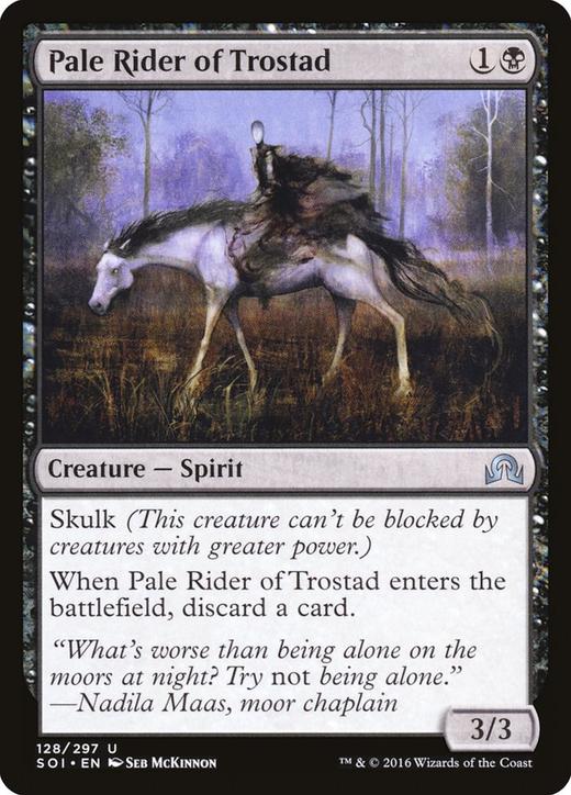 Pale Rider of Trostad image