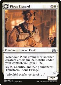 Pious Evangel // Wayward Disciple image