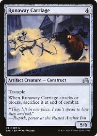Runaway Carriage image