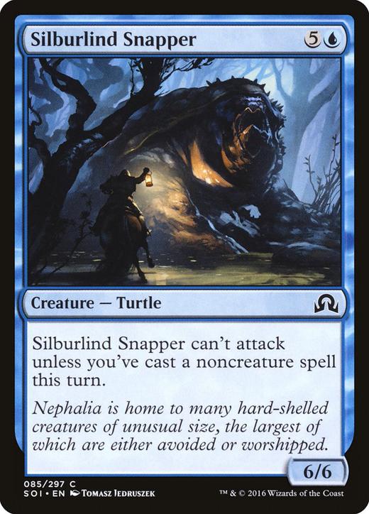 Silburlind Snapper image