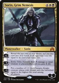 Sorin, Grim Nemesis image