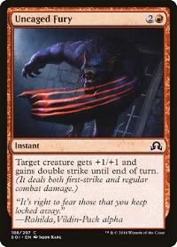 Uncaged Fury image