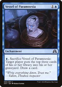 Vessel of Paramnesia image
