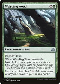 Weirding Wood image