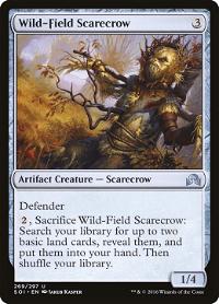 Wild-Field Scarecrow image