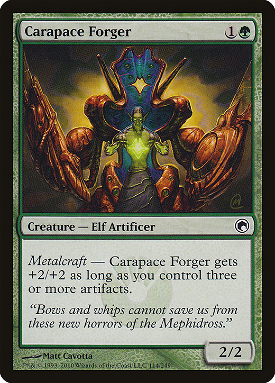 Carapace Forger image