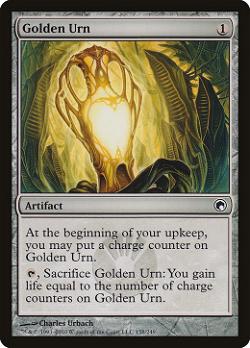 Golden Urn image