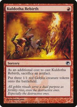 Kuldotha Rebirth image