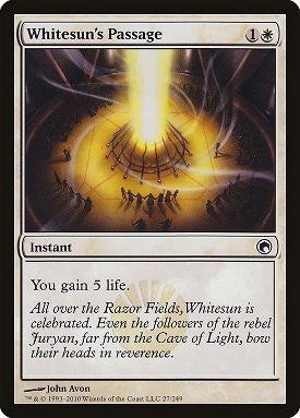 Whitesun's Passage image
