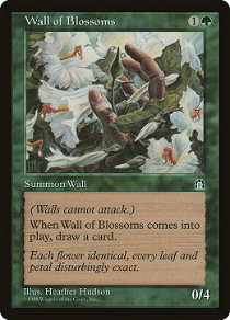 Wall of Blossoms image