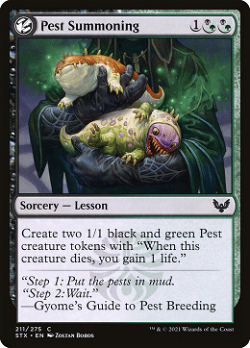 Pest Summoning image