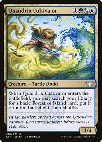 Quandrix Cultivator image