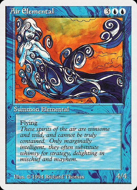 Air Elemental image