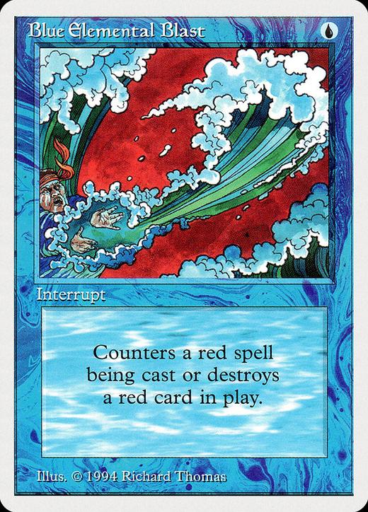 Blue Elemental Blast image