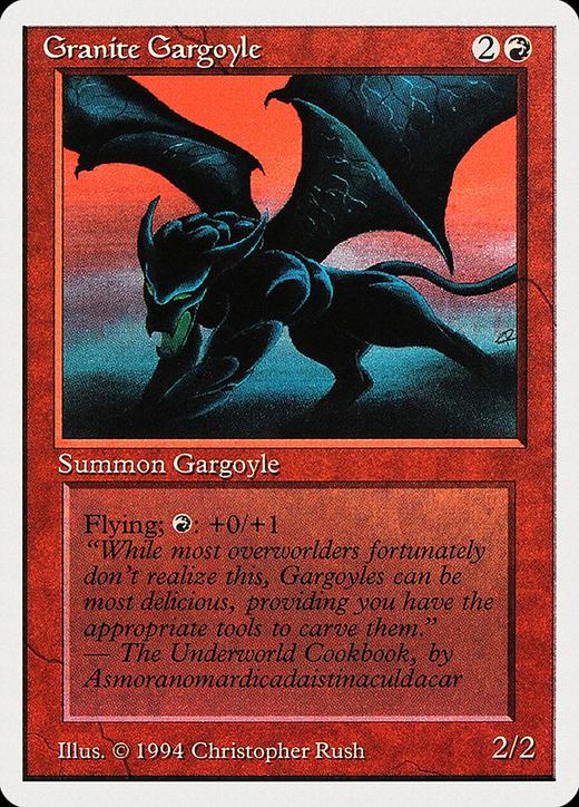 Granite Gargoyle image