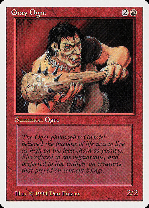 Gray Ogre image