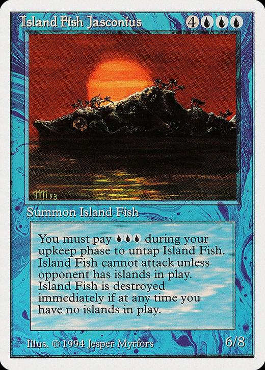 Island Fish Jasconius image