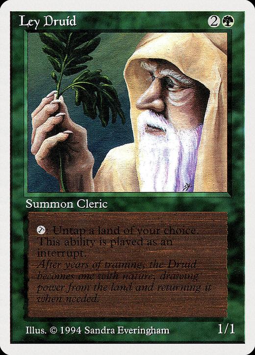 Ley Druid image