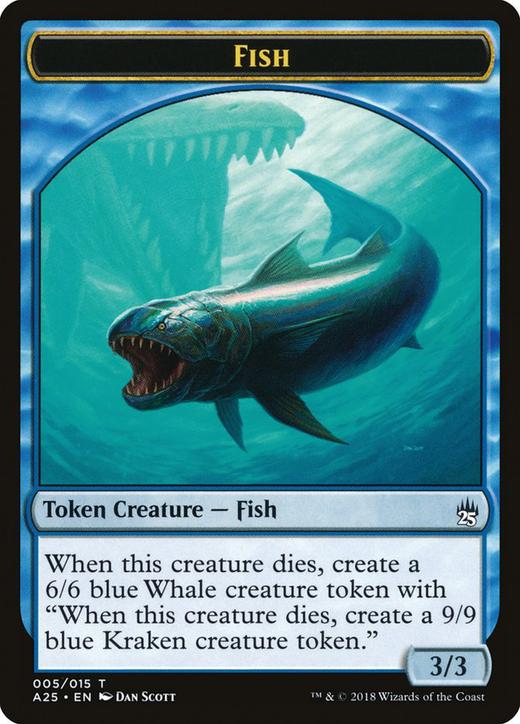 Fish Token // Kraken Token image