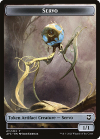 Servo Token image
