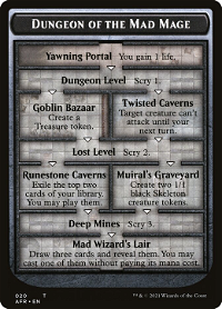 Dungeon of the Mad Mage image