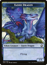 Faerie Dragon Token image