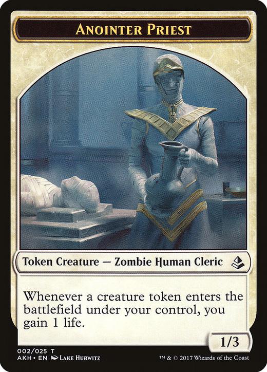 Anointer Priest Token image