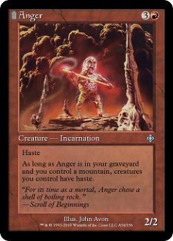 Anger image