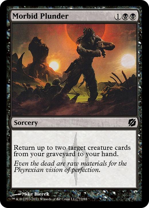 Morbid Plunder image