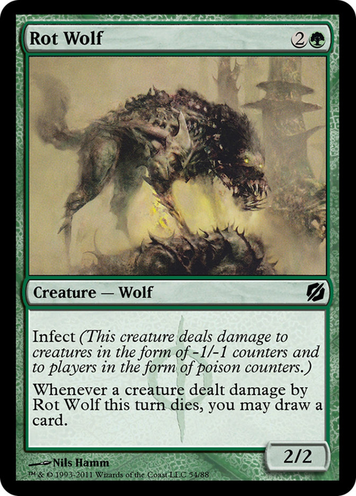 Rot Wolf image