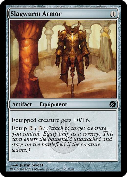 Slagwurm Armor image