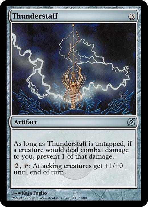 Thunderstaff image