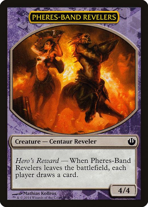 Pheres-Band Revelers Token image