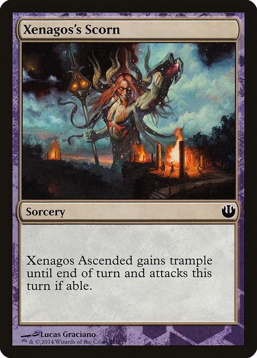 Xenagos's Scorn image