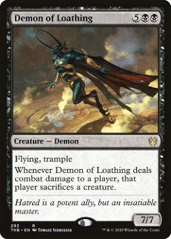 Demon of Loathing image