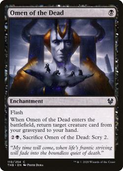 Omen of the Dead image