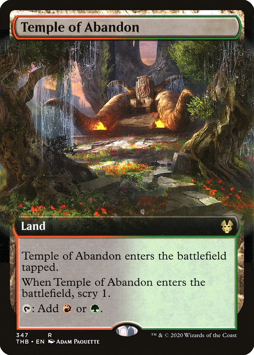 Temple of Abandon image