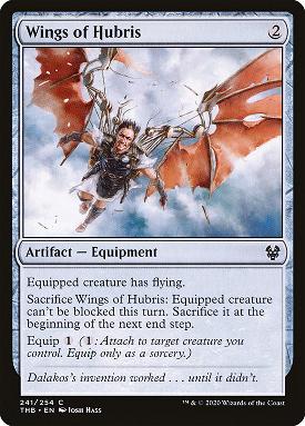 Wings of Hubris image