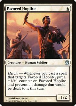 Favored Hoplite image