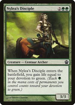Nylea's Disciple image
