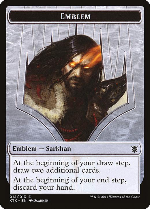 Sarkhan, the Dragonspeaker Emblem image