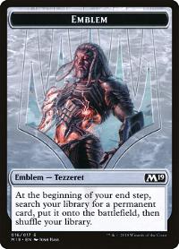 Tezzeret, Artifice Master Emblem image